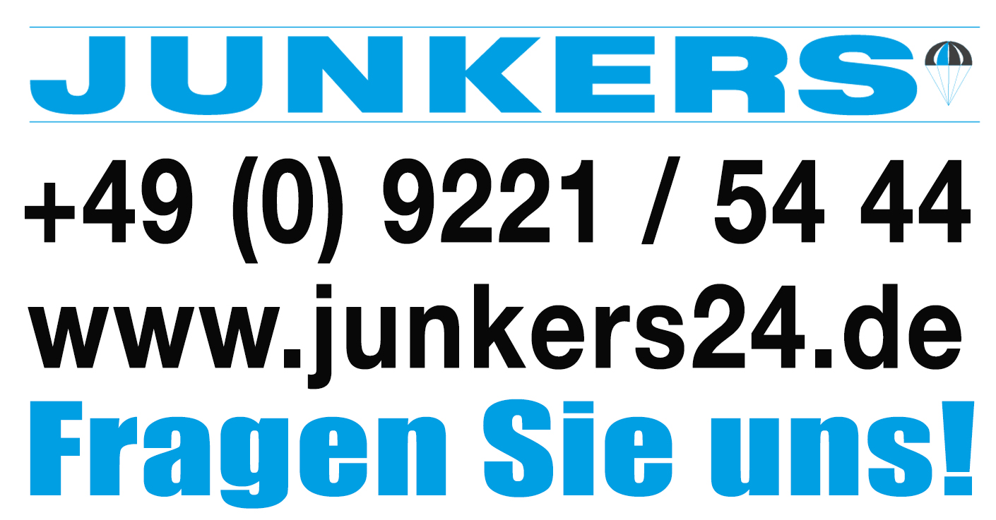 Junkers Profly Banner