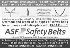 ASF Safety Belts