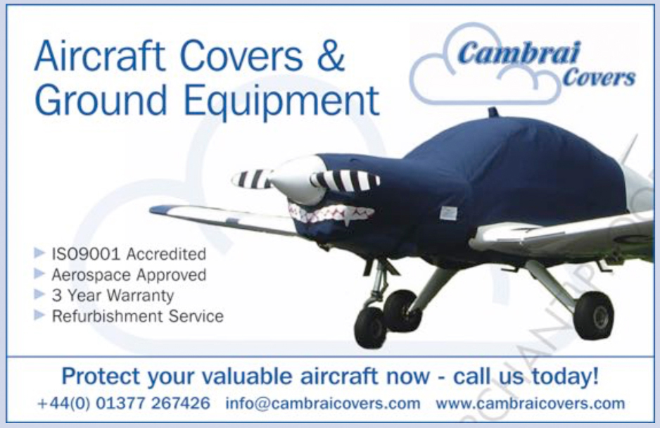 Cambrai Covers