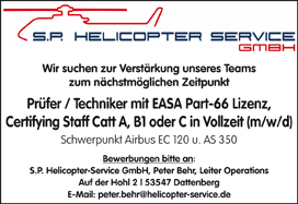 S.P. Helicopter-Service GmbH