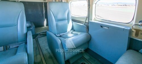 C208 Cargo Pod and interior