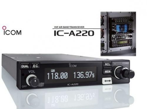 VHF-Transceiver 8.33MHZ