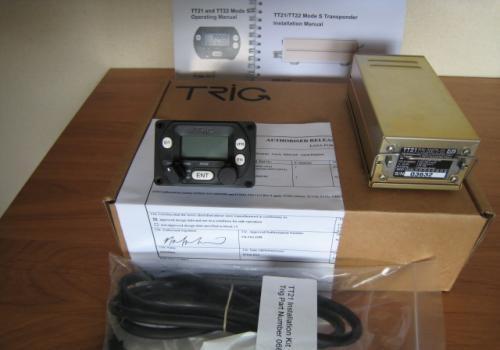 Transpondeur Trig TT21