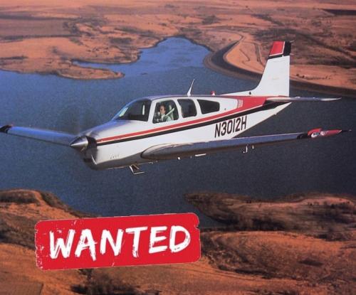 Wanted: Beechcraft Bonanza F33 or G36