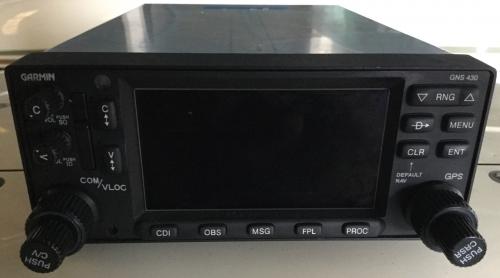 Garmin GNS430W, 14/28V