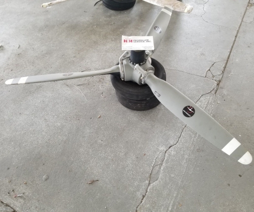 Mccauley propeller Cessna 401