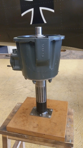 Lycoming GO-480 Gearbox