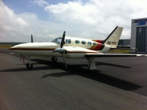 Haltergemeinschaft Cessna 421