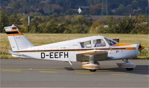 Piper PA28-140 ab Dortmund
