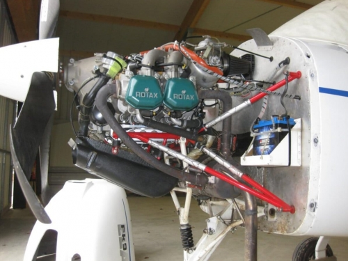 Sells Rotax 912 UL 100 hp