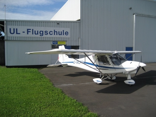 UL-Flugschule zu verkaufen