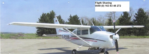 Cessna 210-5 ab Bremgarten EDTG