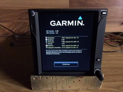 Garmin GTN-750