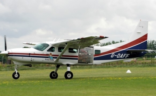 Caravan Piloten gesucht