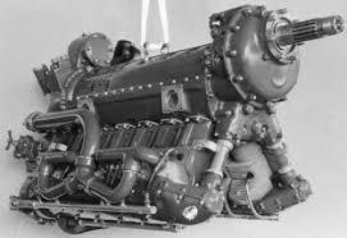 Flugzeugmotor Ranger 770-11