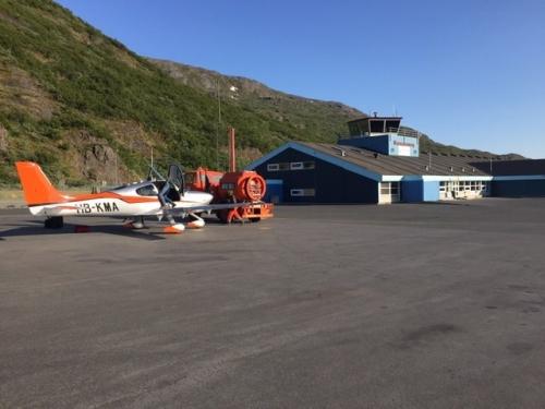 Ferry-Pilot USA-Europa