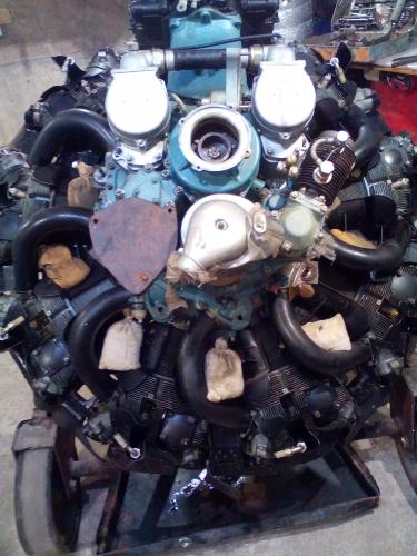 engine ASH62IR s16