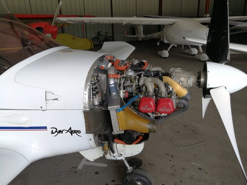 For sale Rotax 914 UL2