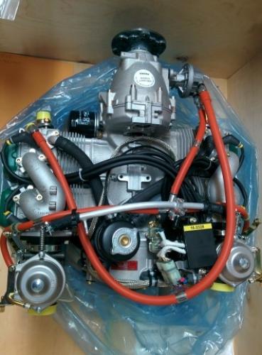 Rotax 912 ULs 100HP