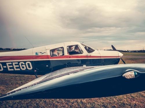 Freelance Fluglehrer für EDXQ