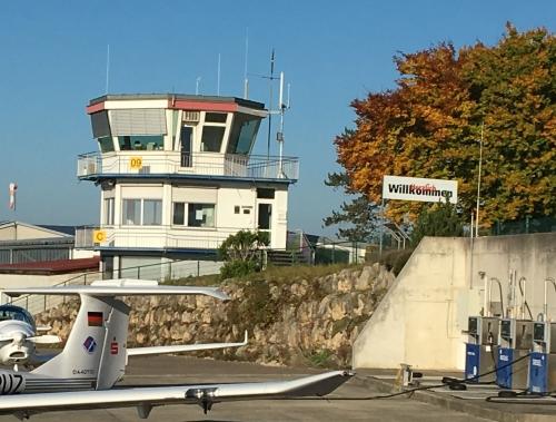 Flugleitung (50%) in EDPA