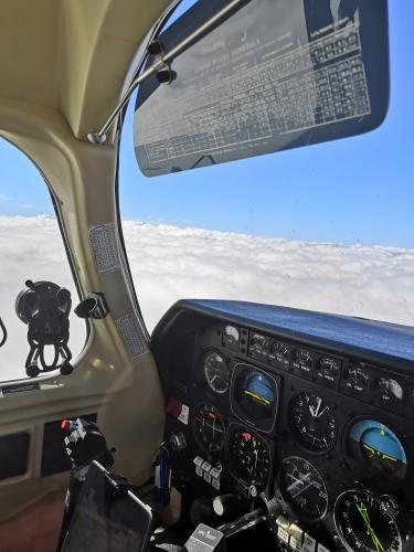 Helgoland Pilot sucht Arbeit