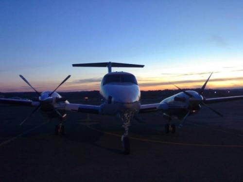 FAA Pilot (ME/IFR) gesucht
