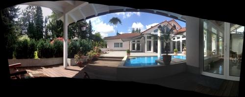 Villa im mediterranen Stil