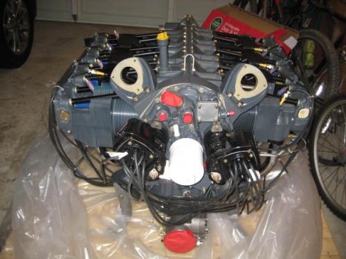 Lycoming IO-720 B1B Engine