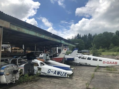 Flugzeug Ersatzteile Verfügbar