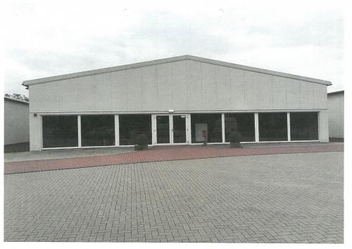 Premium Leichtbauhalle - 800qm