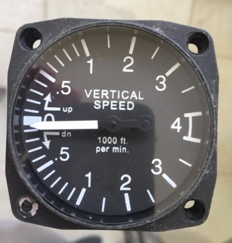 Variometer 0-4.000ft/57mm
