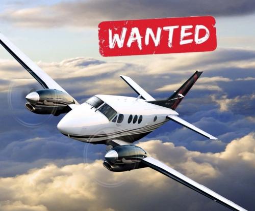 Wanted: Beechcraft King Air C90B-GTx