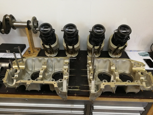 Lycoming & Continental engines