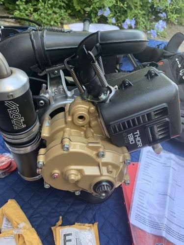 Polini Thor 130 Evo Motor