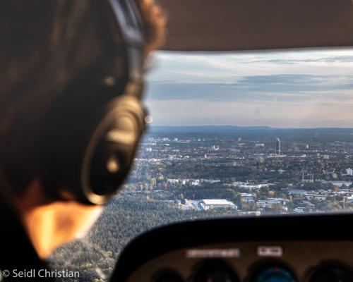 Freiberuflicher Pilot - Fläche