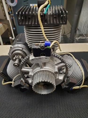 Konig SC430 3 cylinder radial