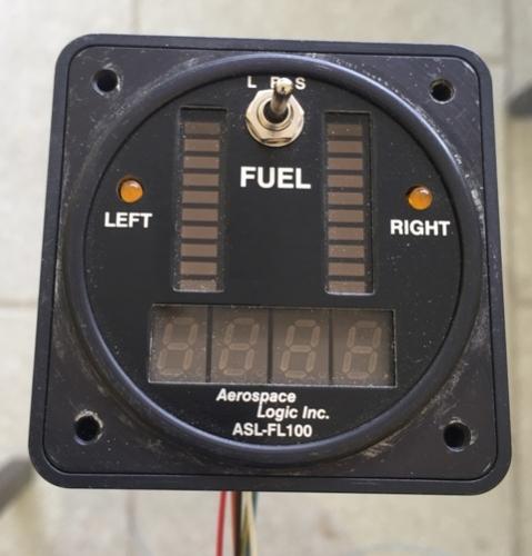 Fuel Level  Aerospace Logic