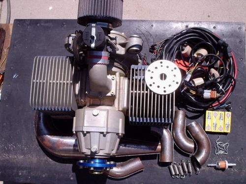 Genuine ARROW aircraft engine
