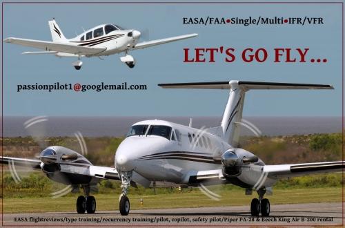 FAA CP/EASA CRI (SE/ME)