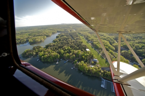Pilot's Dream on Lake Norman