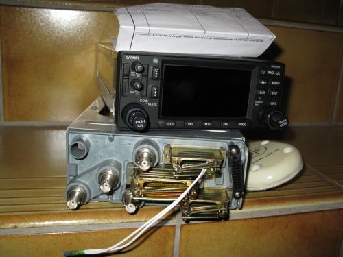Garmin GNS 430W Komplettsystem