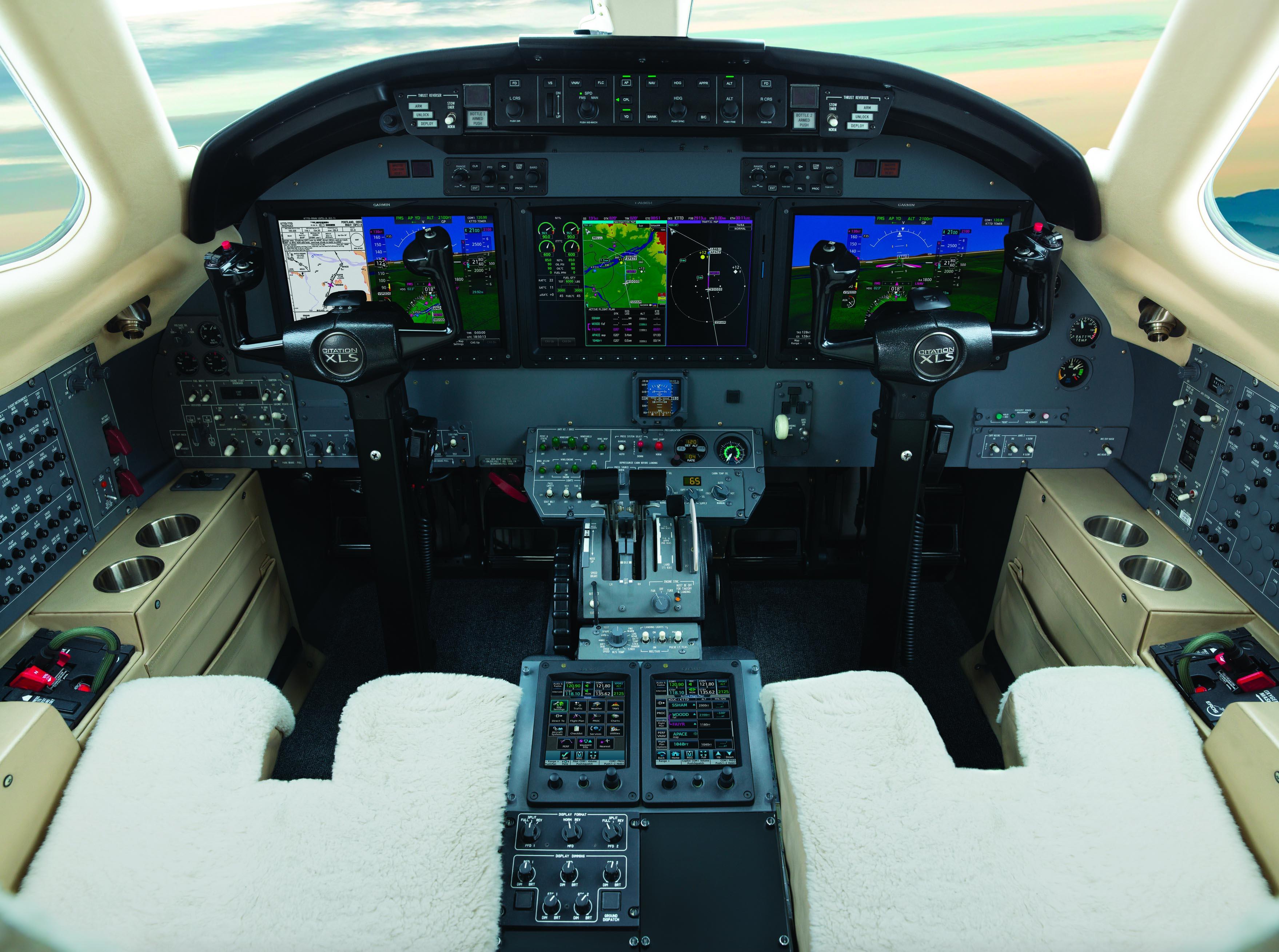 Garmin G5000 Integrated Flight Deck Now Certified In The