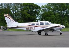 Beechcraft - Baron B 58 - P  /  N65MJ