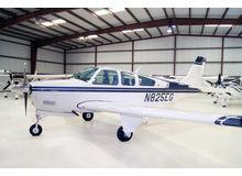 Beechcraft - Bonanza F33 - A  /  N825EG