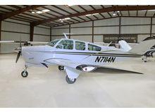 Beechcraft - Bonanza V 35 - A  /  N7114N