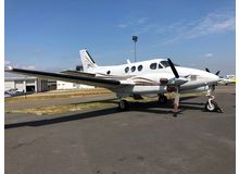 Beechcraft - E90 King Air	 -