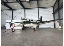 Beechcraft - King Air C 90 - Jaguar Limited Edition