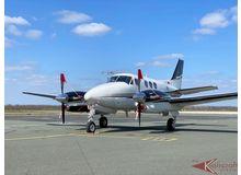 Beechcraft - King Air C 90 - King Air C90GTi