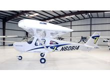 Cessna - 162 Skycatcher - N60814